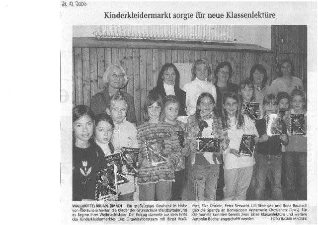 Main-Post Dezember 2005